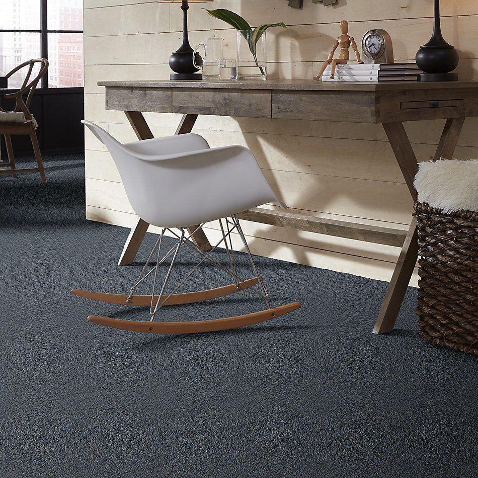 Shaw Floors Bellera Diamonds Forever Net Slate 00401_E9793