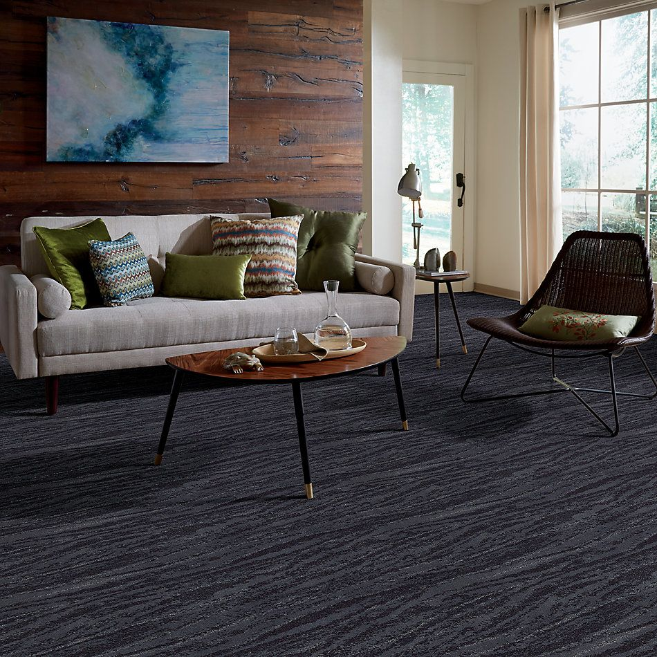 Shaw Floors Value Collections Velour Net Classic Navy 00401_EA727