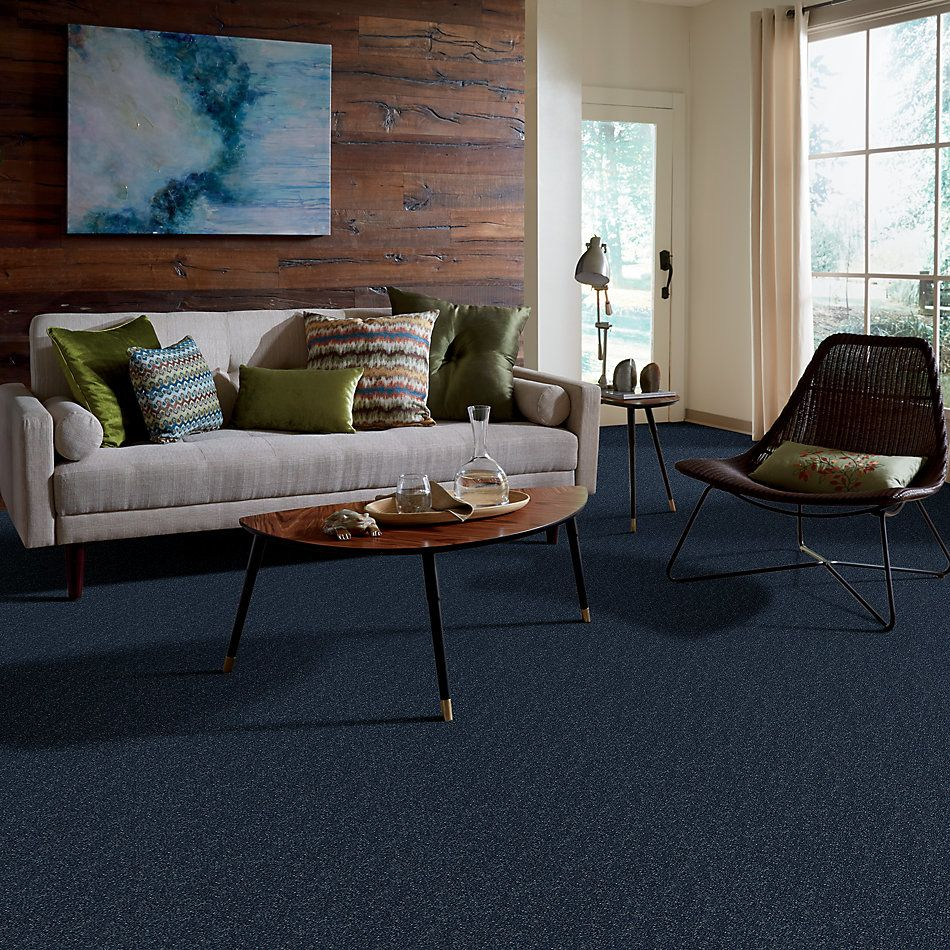 Shaw Floors Shaw Floor Studio Home News III 12′ Blue Macaw 00401_FS132