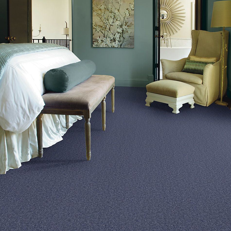 Shaw Floors Home Foundations Gold Warrior Classic Gracious Blue 00401_HGC80