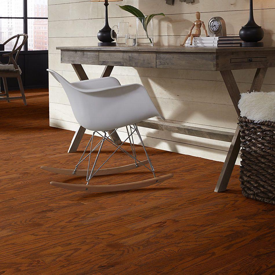 Shaw Floors Shaw Hardwoods Ryder 3″ Saddle 00401_SW627