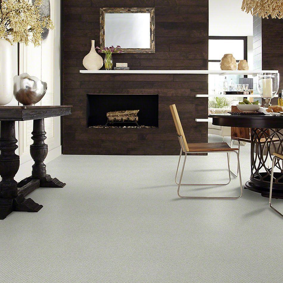 Shaw Floors Shaw Flooring Gallery Supreme Comfort Loop Crystal Blue 00402_5469G