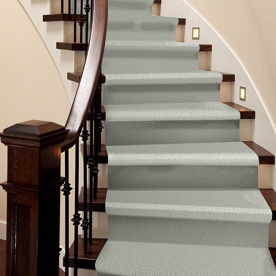 Shaw Floors Enduring Comfort III Crystal Blue 00402_E0343