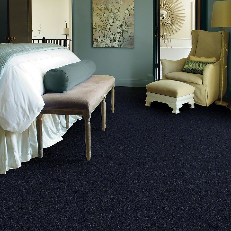 Shaw Floors Foundations Invitation Only II New Navy 00402_E0631