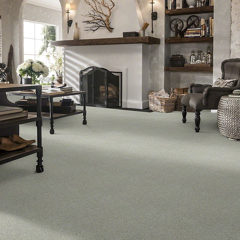 Shaw Floors SFA Loyal Beauty II Crystal Blue 00402_EA163