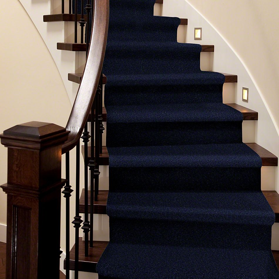 Shaw Floors Let's Race Midnight Blue 00403_E0588