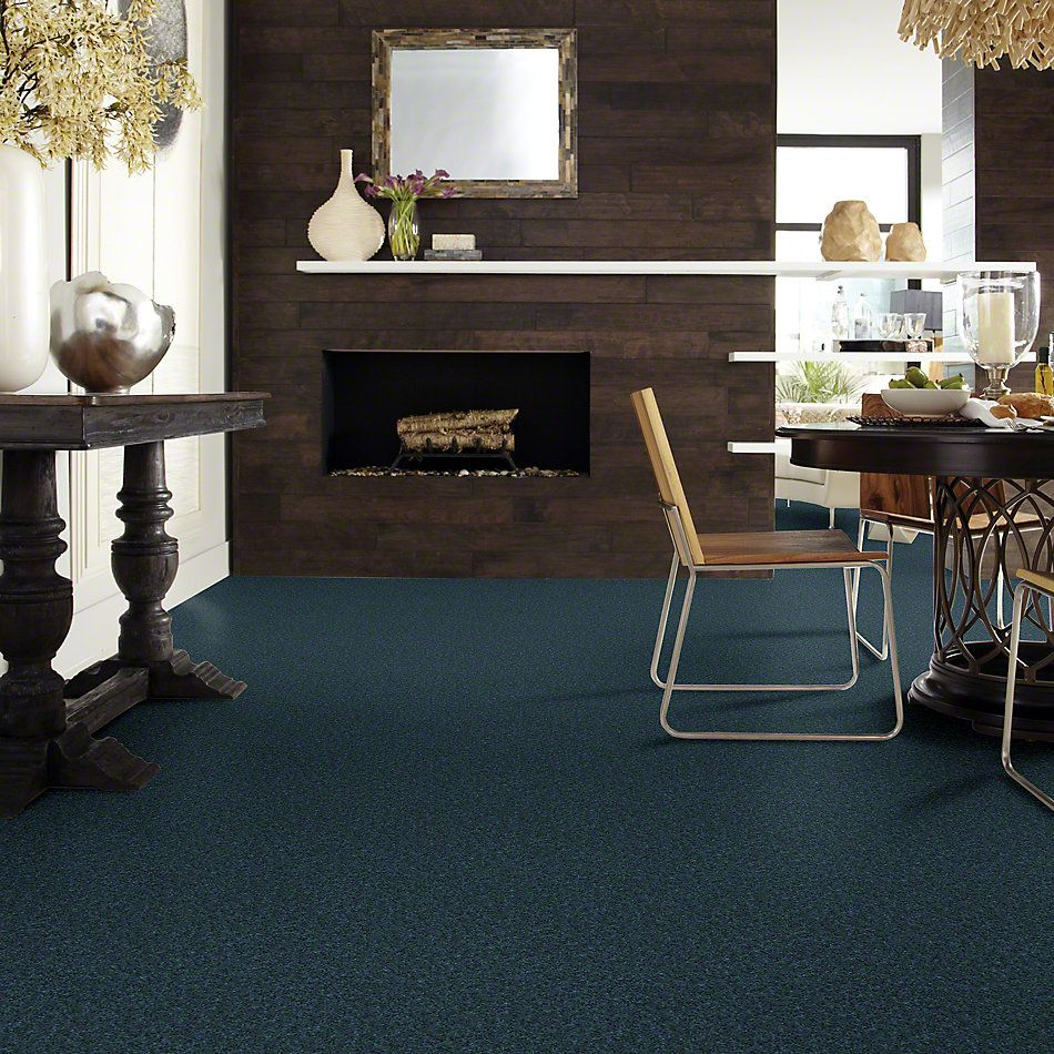 Shaw Floors Value Collections Sing With Me I Net New Navy 00403_E0905