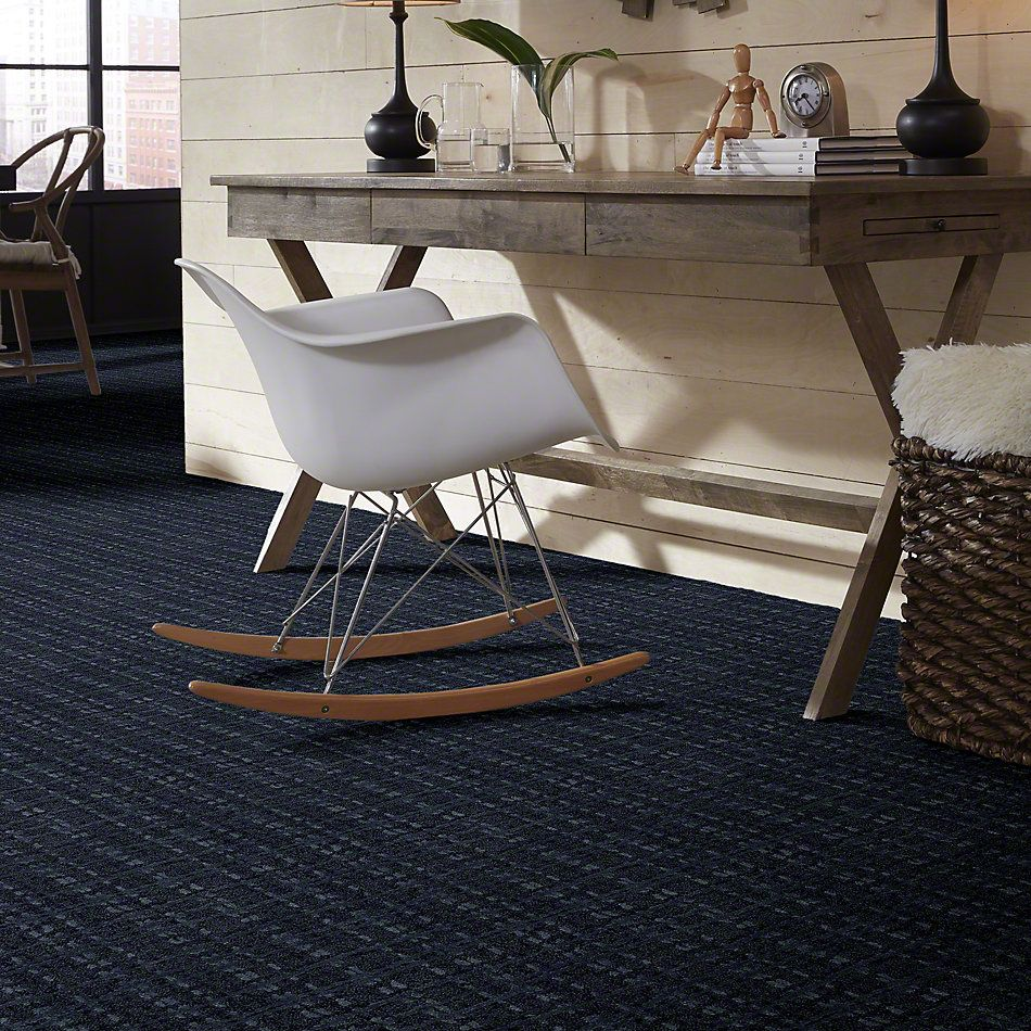 Shaw Floors Foundations Fierce & Bold Azure 00403_EA703