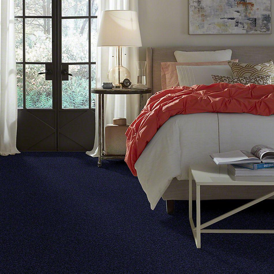 Shaw Floors Sandy Hollow III 12′ Indigo 00404_Q4277