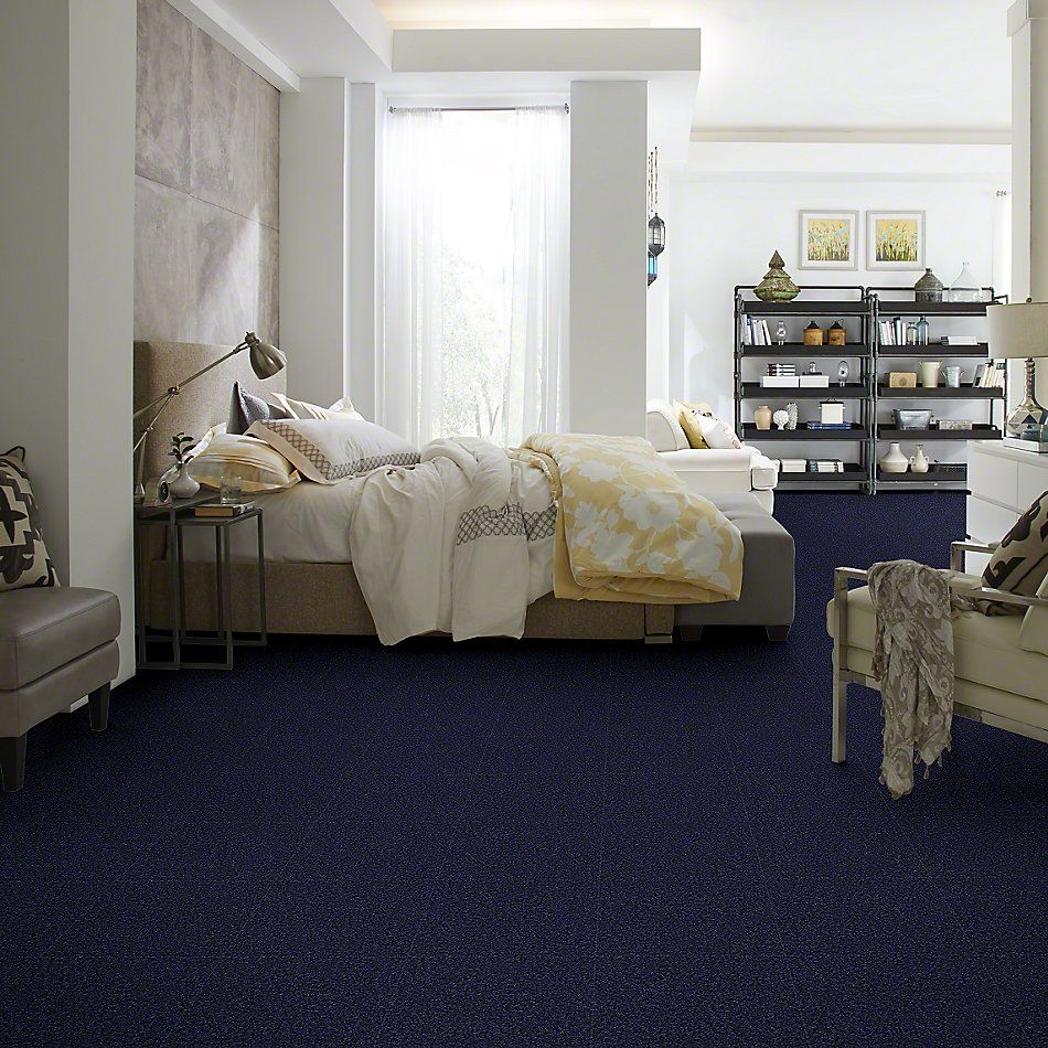 Shaw Floors Sandy Hollow III 15′ Indigo 00404_Q4278