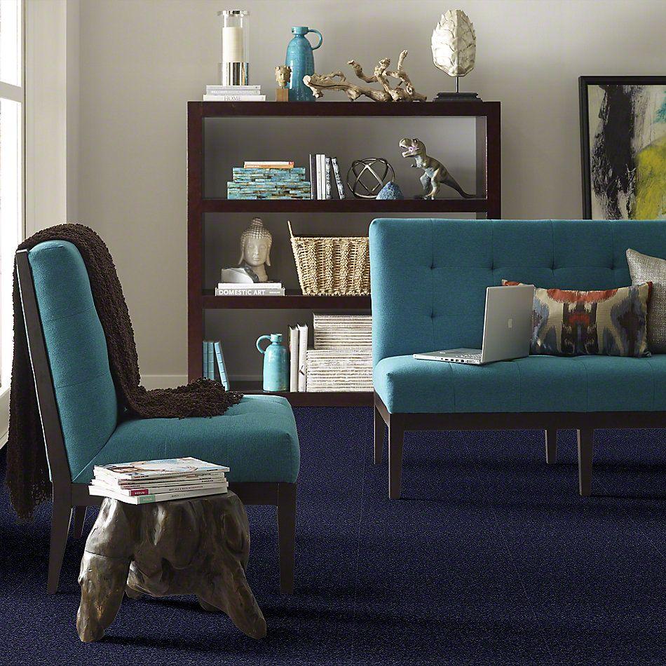 Shaw Floors SFA Timeless Appeal II 15′ Indigo 00404_Q4313