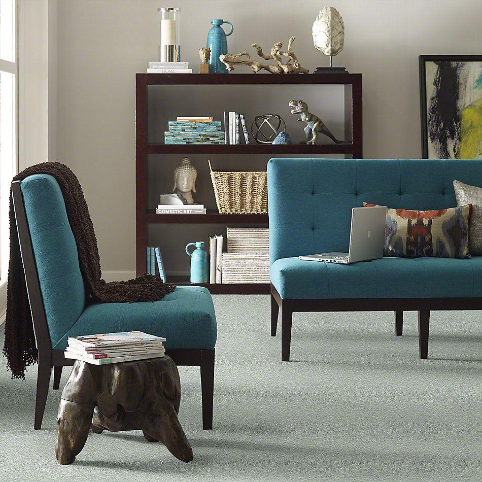 Shaw Floors Clearly Chic Bright Idea I Sea Spray 00404_E0504