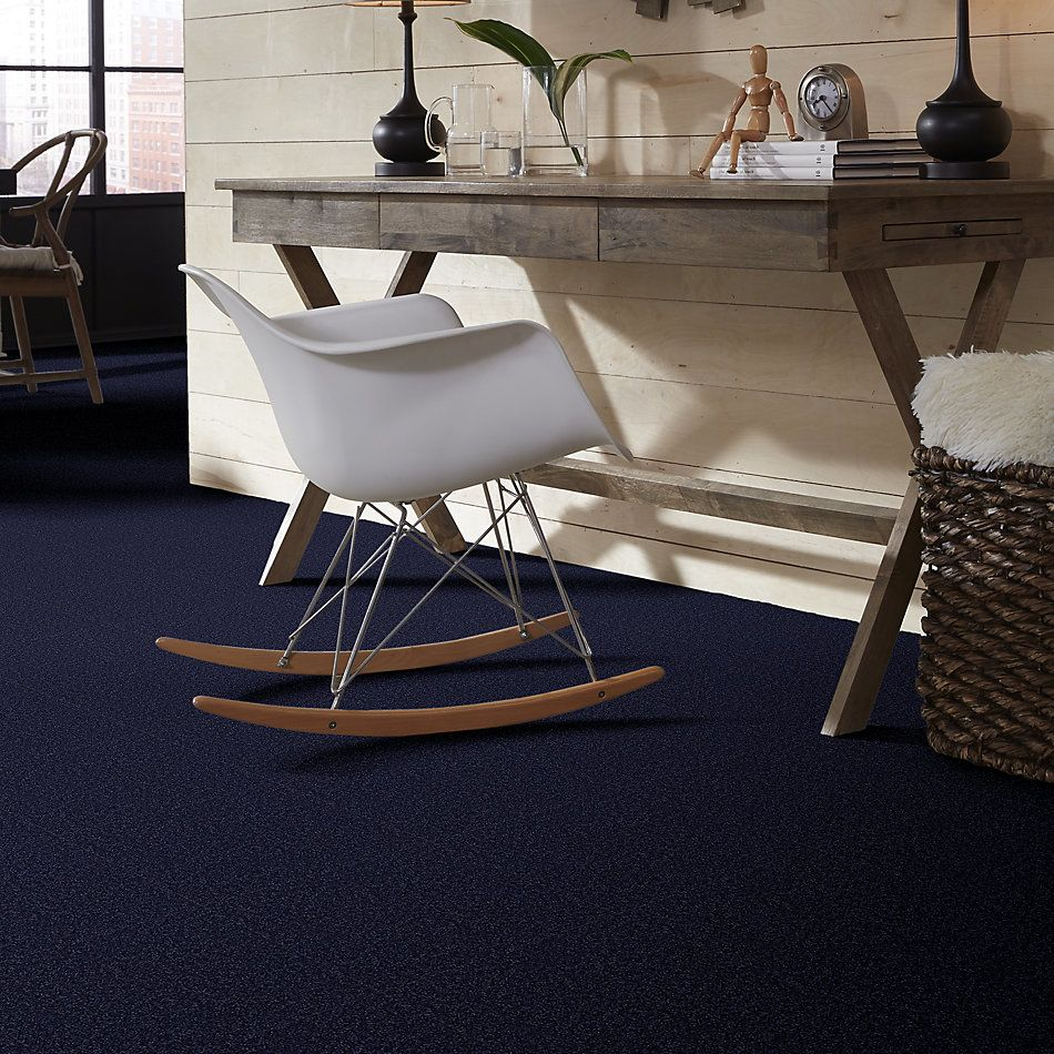 Shaw Floors SFA Corner Cafe 15′ Indigo 00404_EA038