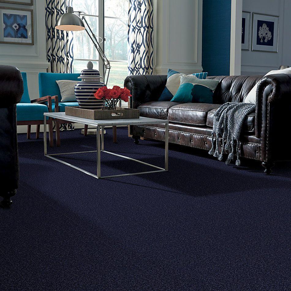 Shaw Floors Shaw Floor Studio Bright Spirit III 15′ Indigo 00404_Q4653
