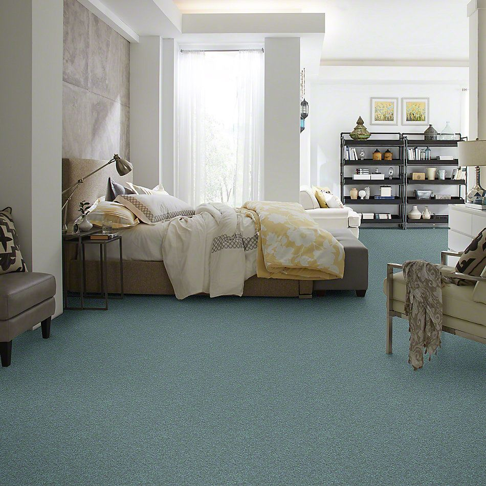 Shaw Floors Clearly Chic Bright Idea II Tropical Cove 00405_E0505