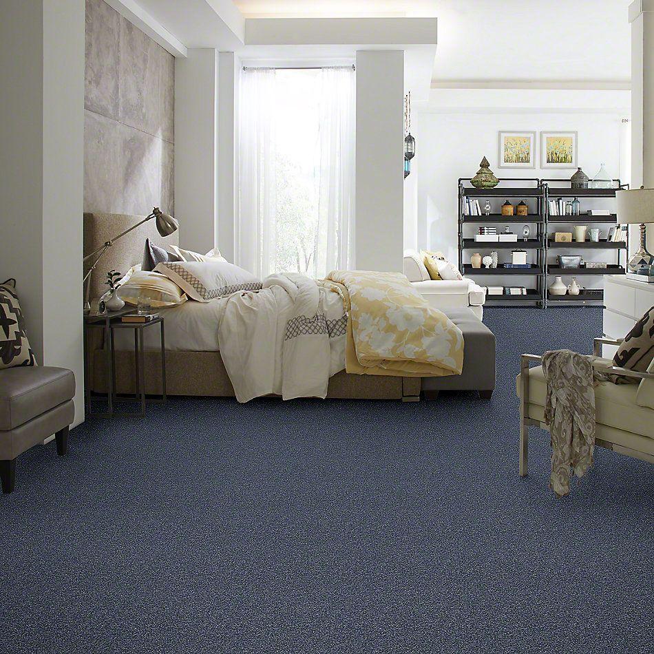 Shaw Floors Bellera Just A Hint I Indigo 00405_E9640