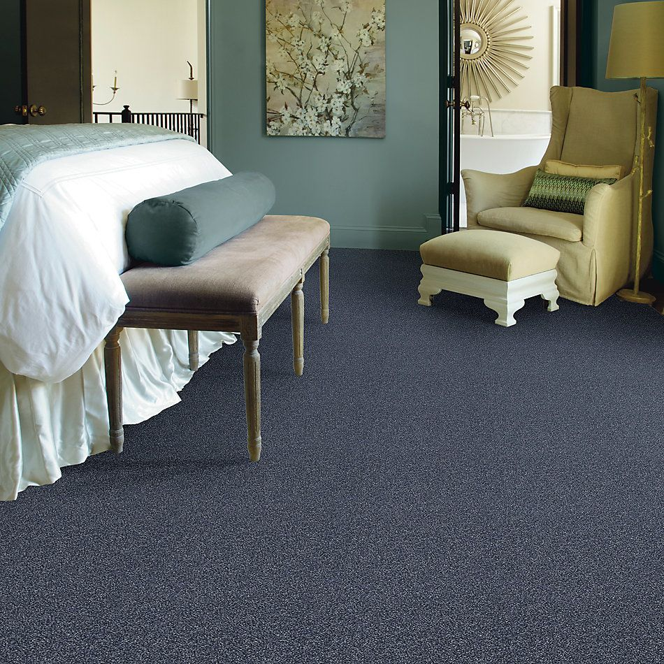 Shaw Floors Bellera Just A Hint I Net Indigo 00405_E9783