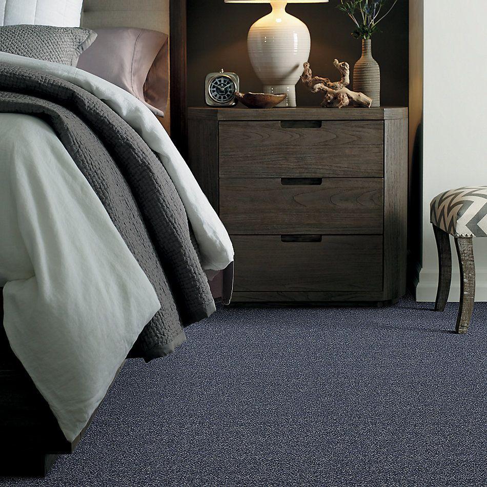 Shaw Floors Bellera Just A Hint II Net Indigo 00405_E9784