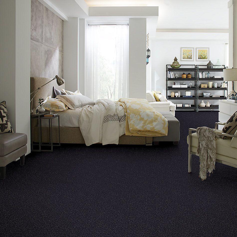 Shaw Floors Queen Harborfields III 12′ Midnight Sky 00407_Q4722