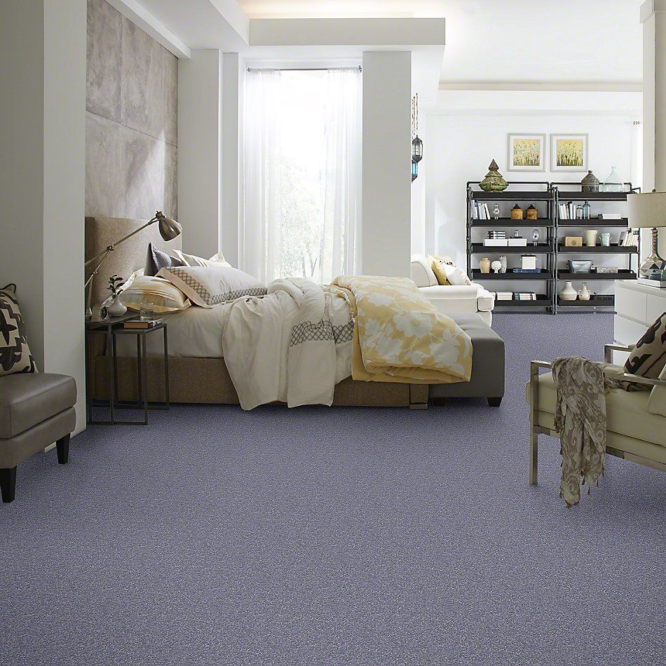 Shaw Floors Shaw Flooring Gallery Highland Cove II 15 Periwinkle 00408_5222G