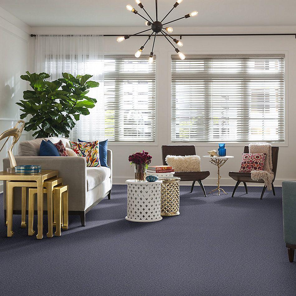 Shaw Floors Queen Harborfields II 12′ Periwinkle 00408_Q4720