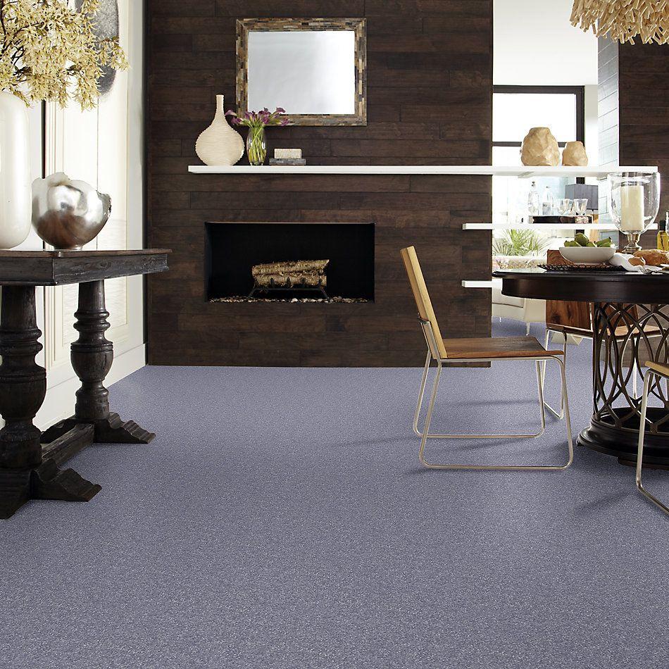 Shaw Floors Queen Harborfields II 15′ Periwinkle 00408_Q4721
