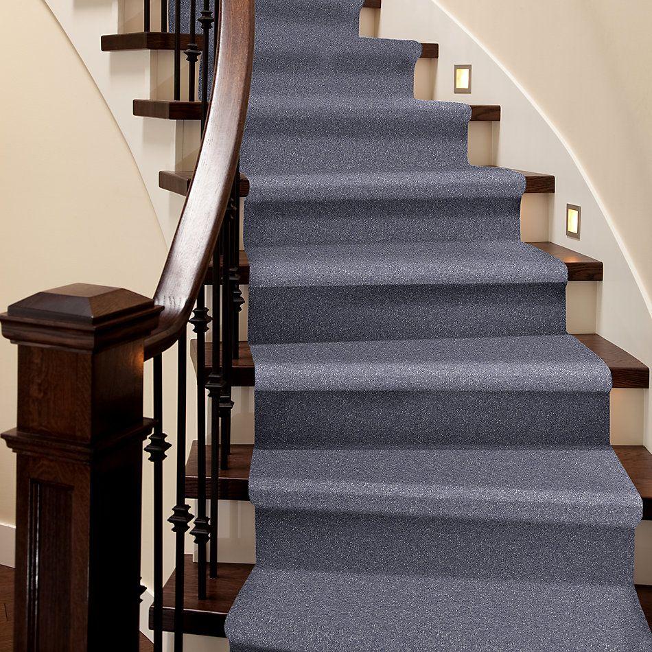 Shaw Floors Queen Harborfields III 12′ Periwinkle 00408_Q4722