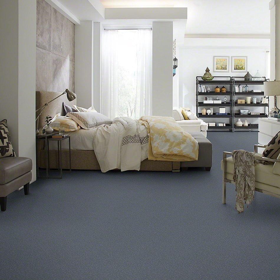 Shaw Floors Everyday Comfort (s) Rhapsody Blue 00410_52P07