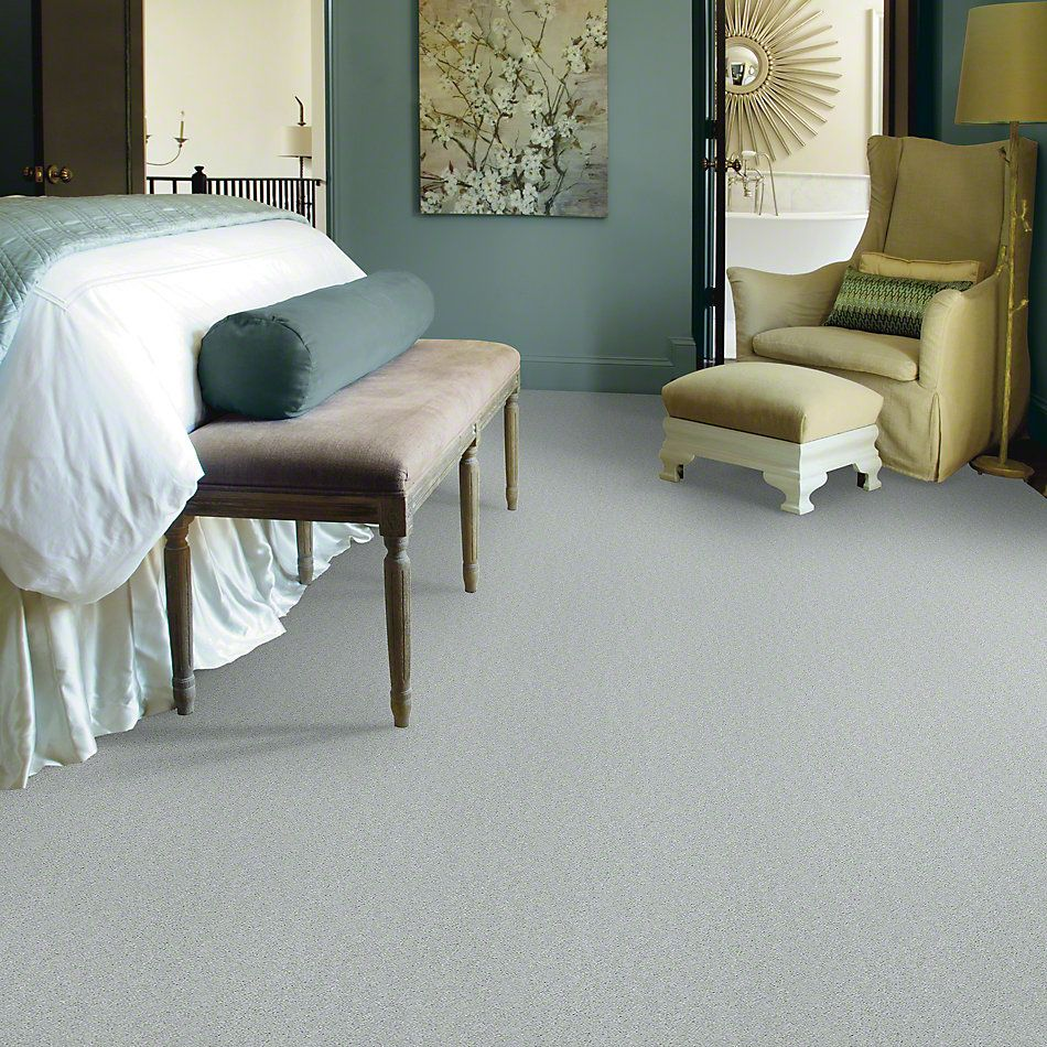Shaw Floors Caress By Shaw Quiet Comfort Classic II Beach Glass 00420_CCB97