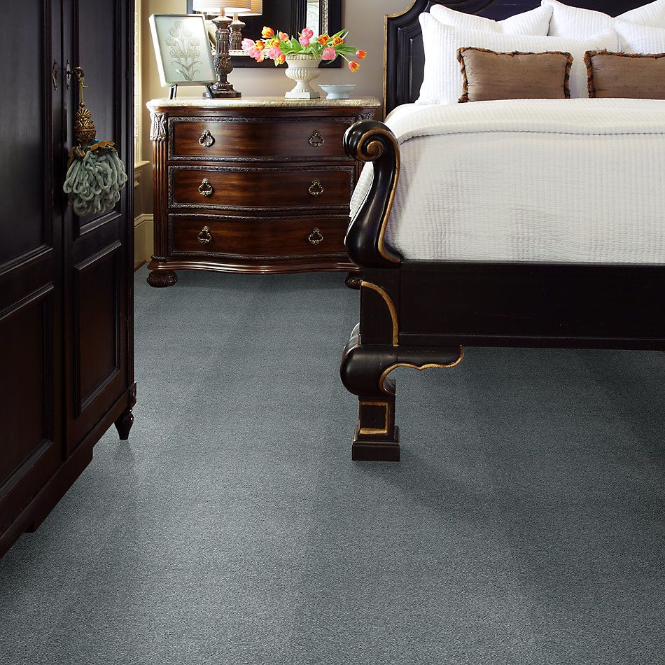 Shaw Floors Value Collections Cashmere I Lg Net Wedgewood 00421_CC47B