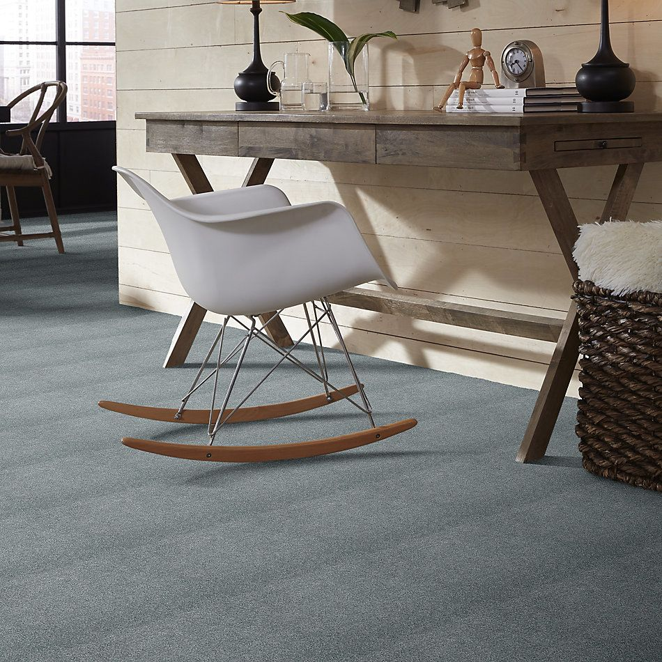 Shaw Floors Value Collections Cashmere II Lg Net Wedgewood 00421_CC48B