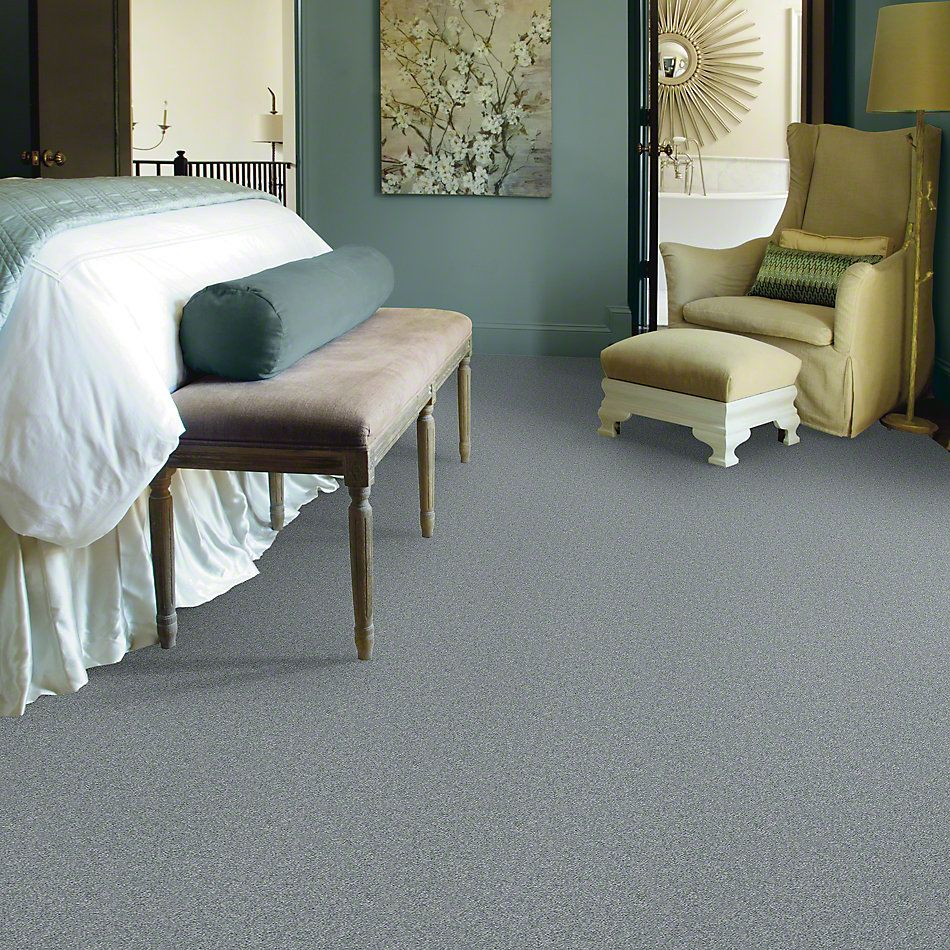 Shaw Floors Caress By Shaw Cashmere Classic II Wedgewood 00421_CCS69