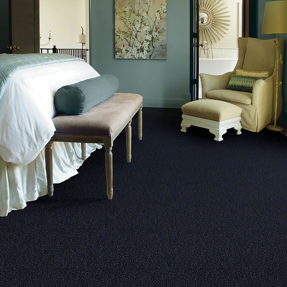 Shaw Floors Simply The Best Wild Extract Classic Navy E9351_00422