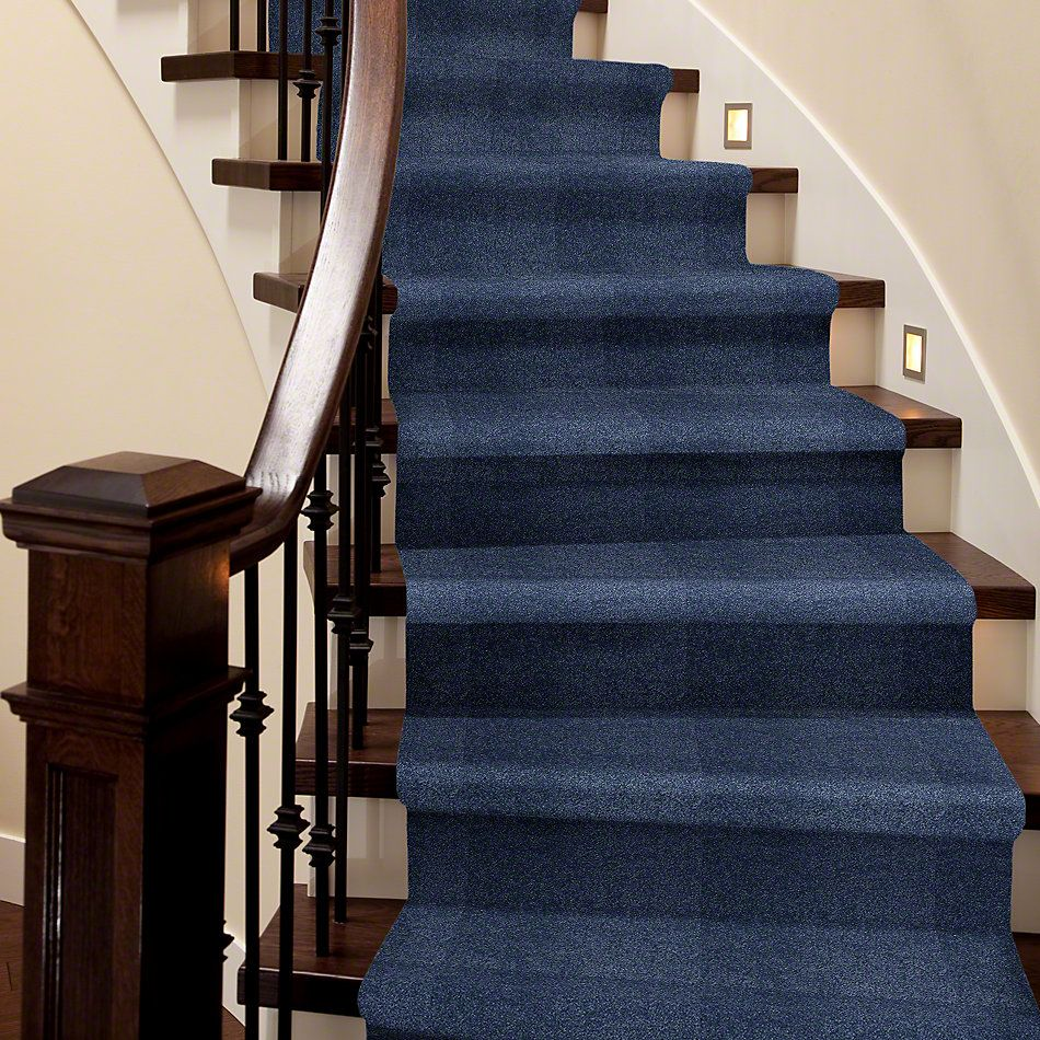Shaw Floors Caress By Shaw Cashmere Classic III True Blue 00423_CCS70