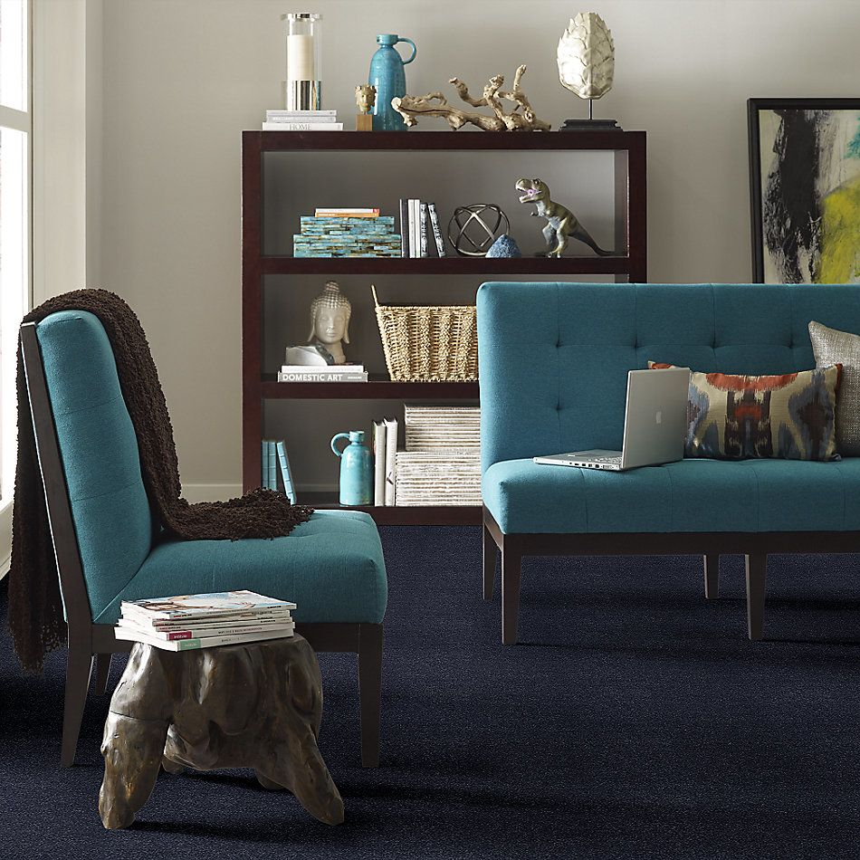 Shaw Floors Caress By Shaw Cashmere I Lg Deep Indigo 00424_CC09B