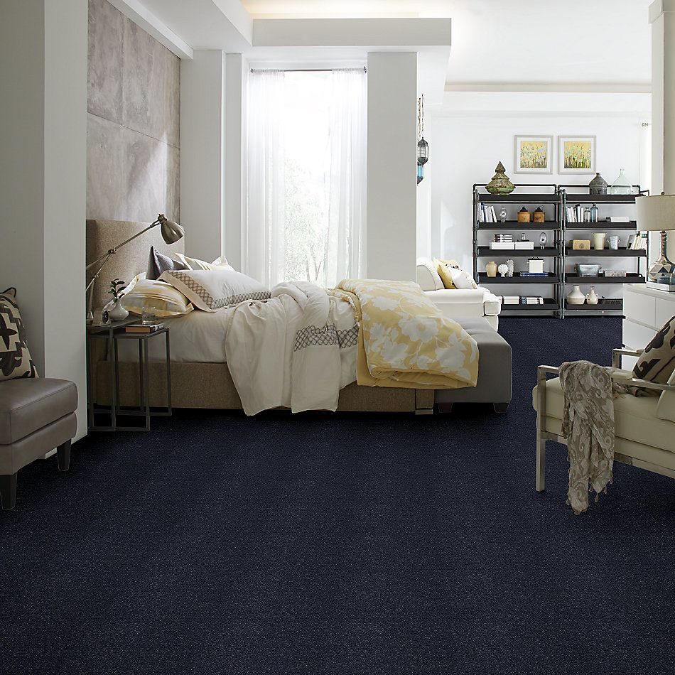 Shaw Floors Caress By Shaw Cashmere Iv Lg Deep Indigo 00424_CC12B