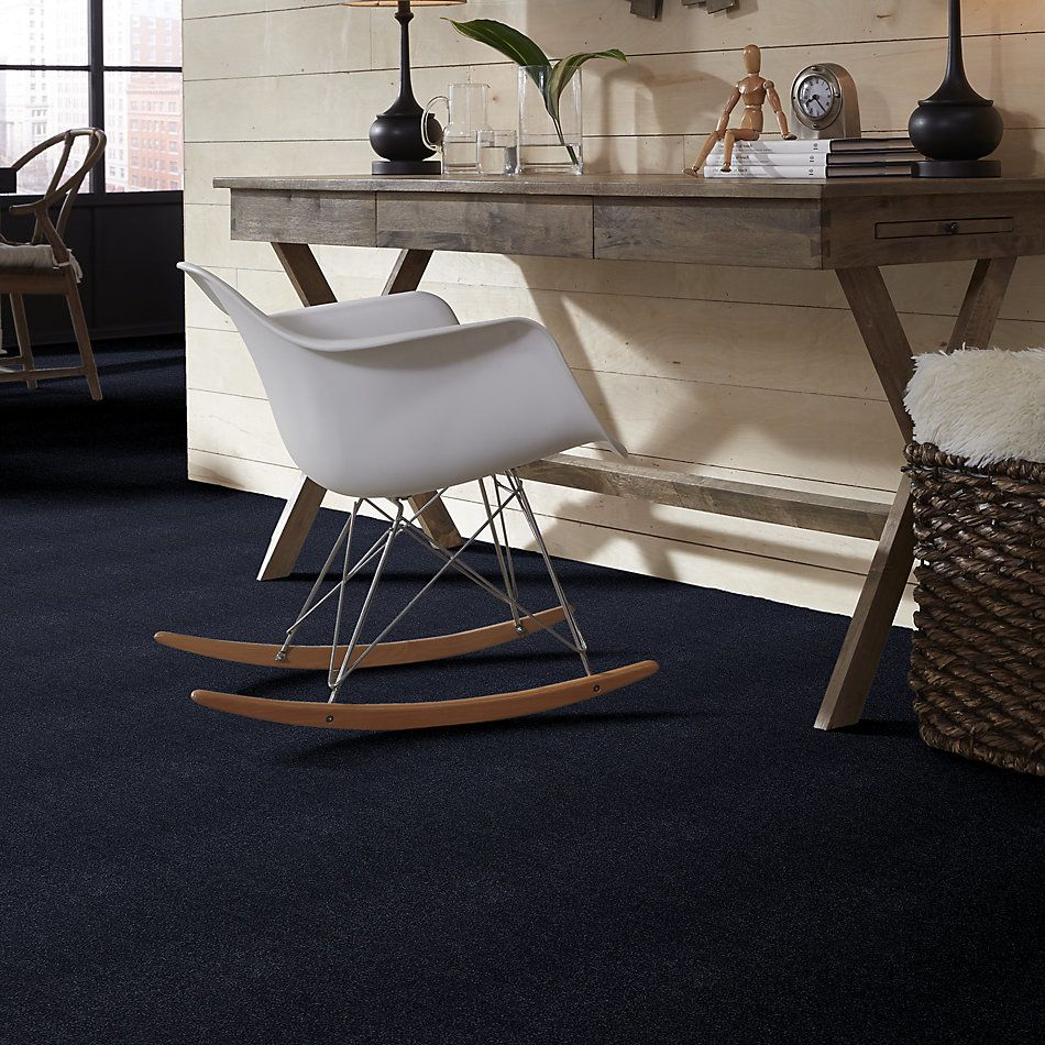 Shaw Floors Value Collections Cashmere II Lg Net Deep Indigo 00424_CC48B