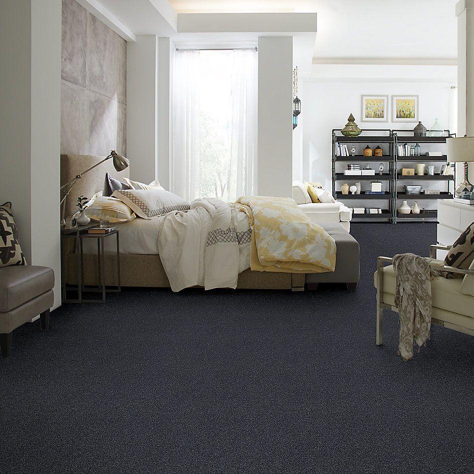 Shaw Floors Value Collections Cozy Harbor II Net Deep Sea 00433_5E365