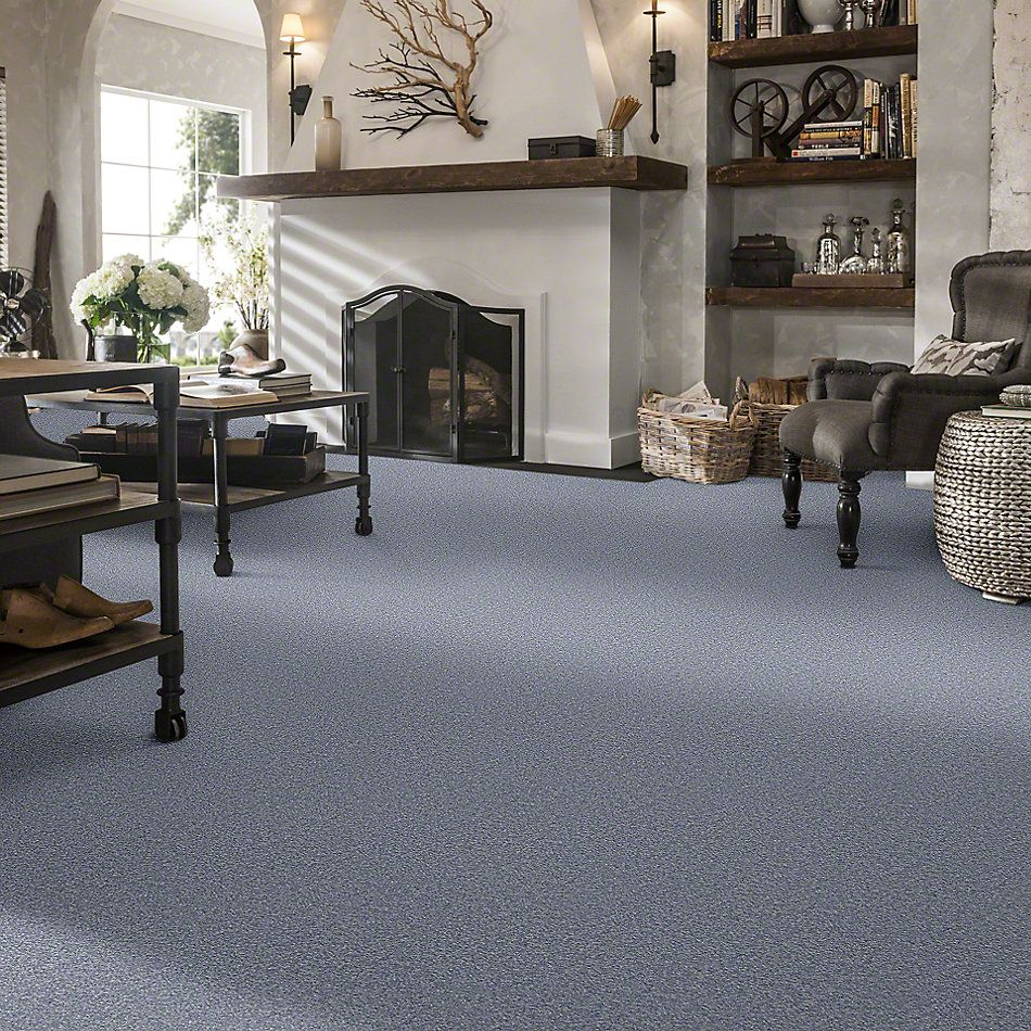 Shaw Floors Magic At Last I 15′ Wedgwood Blue 00440_E0234