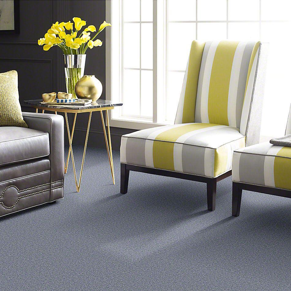 Shaw Floors Magic At Last II 15′ Wedgwood Blue 00440_E0235