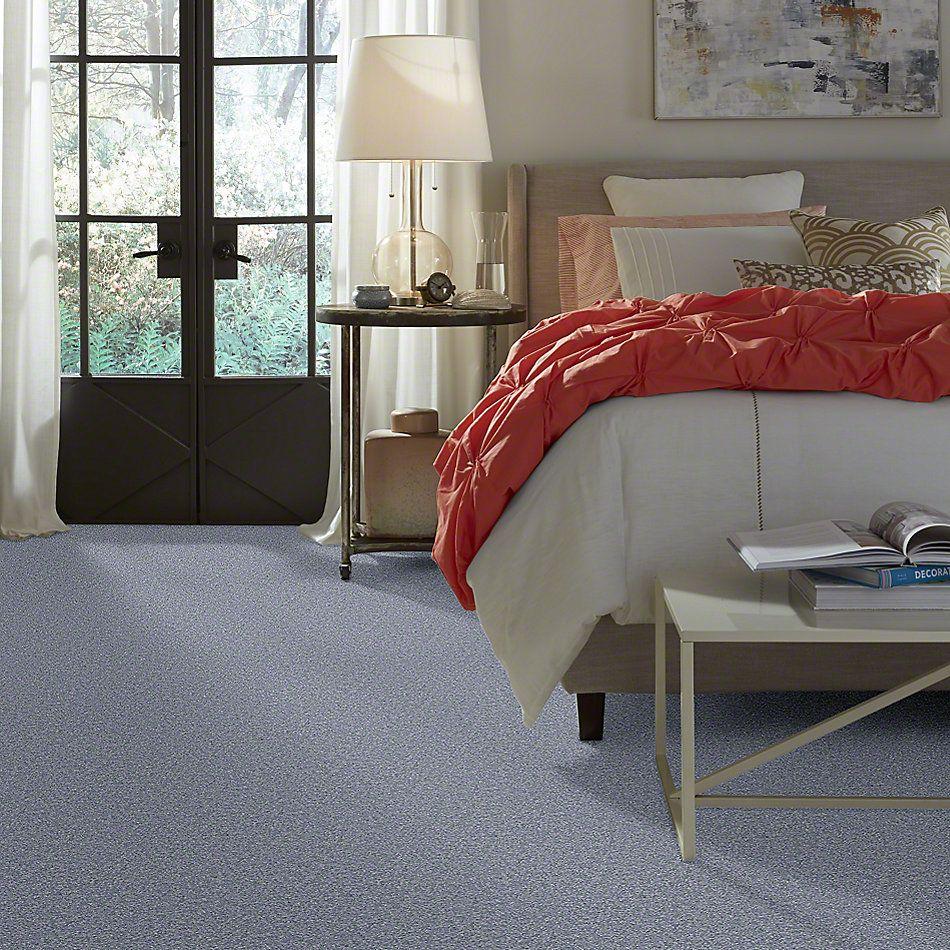 Shaw Floors Magic At Last III 15′ Wedgwood Blue 00440_E0236