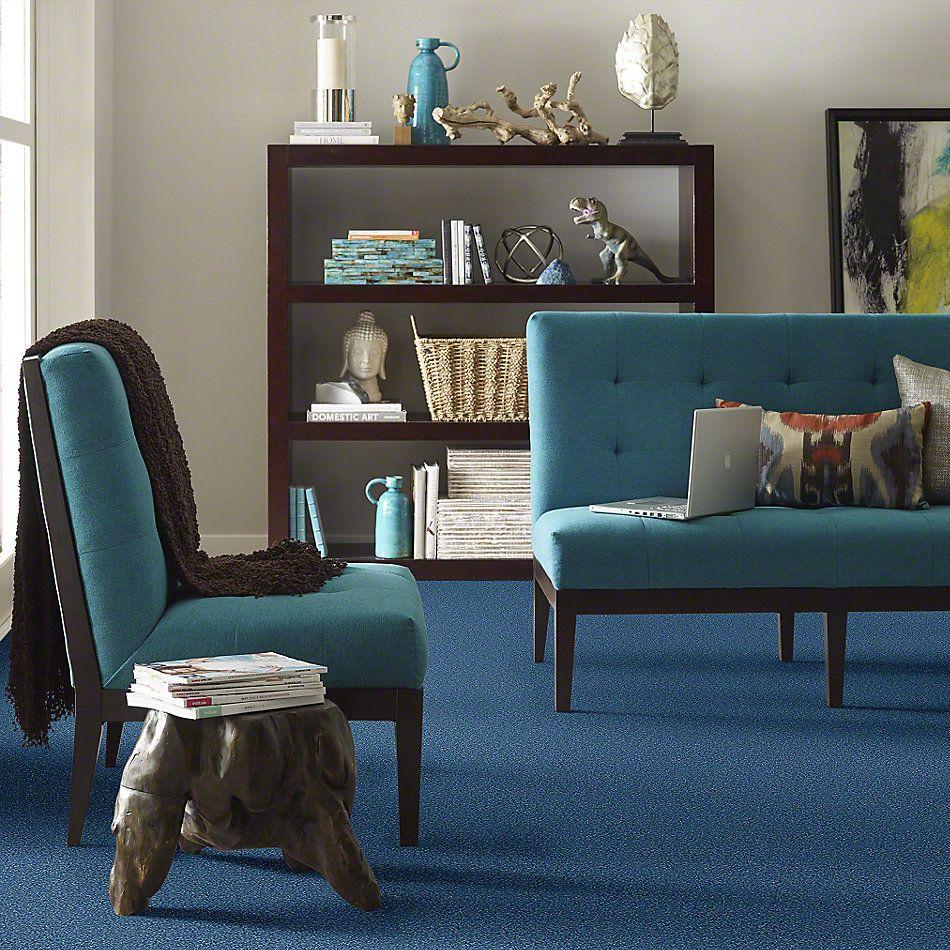 Shaw Floors Full Court 12′ Indigo 00441_52Y46