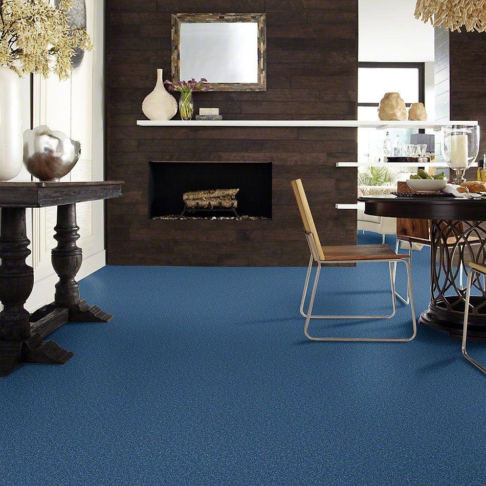 Shaw Floors Fielder's Choice 12′ Indigo 00441_52Y70