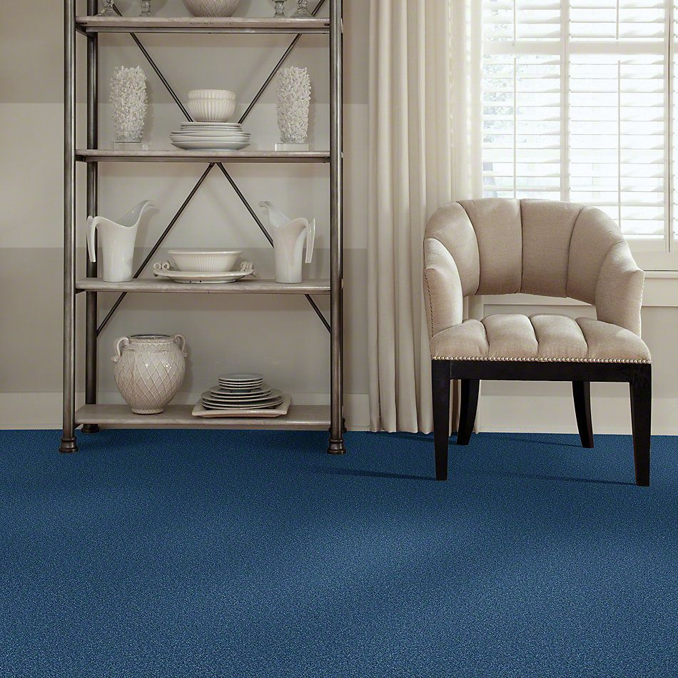 Shaw Floors Fielder's Choice 12′ Indigo 00441_52Y70