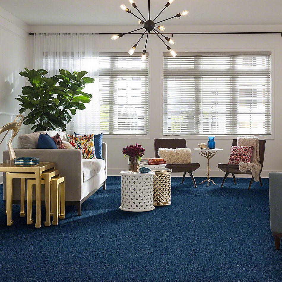 Shaw Floors All Star Weekend I 15′ Indigo 00441_E0141