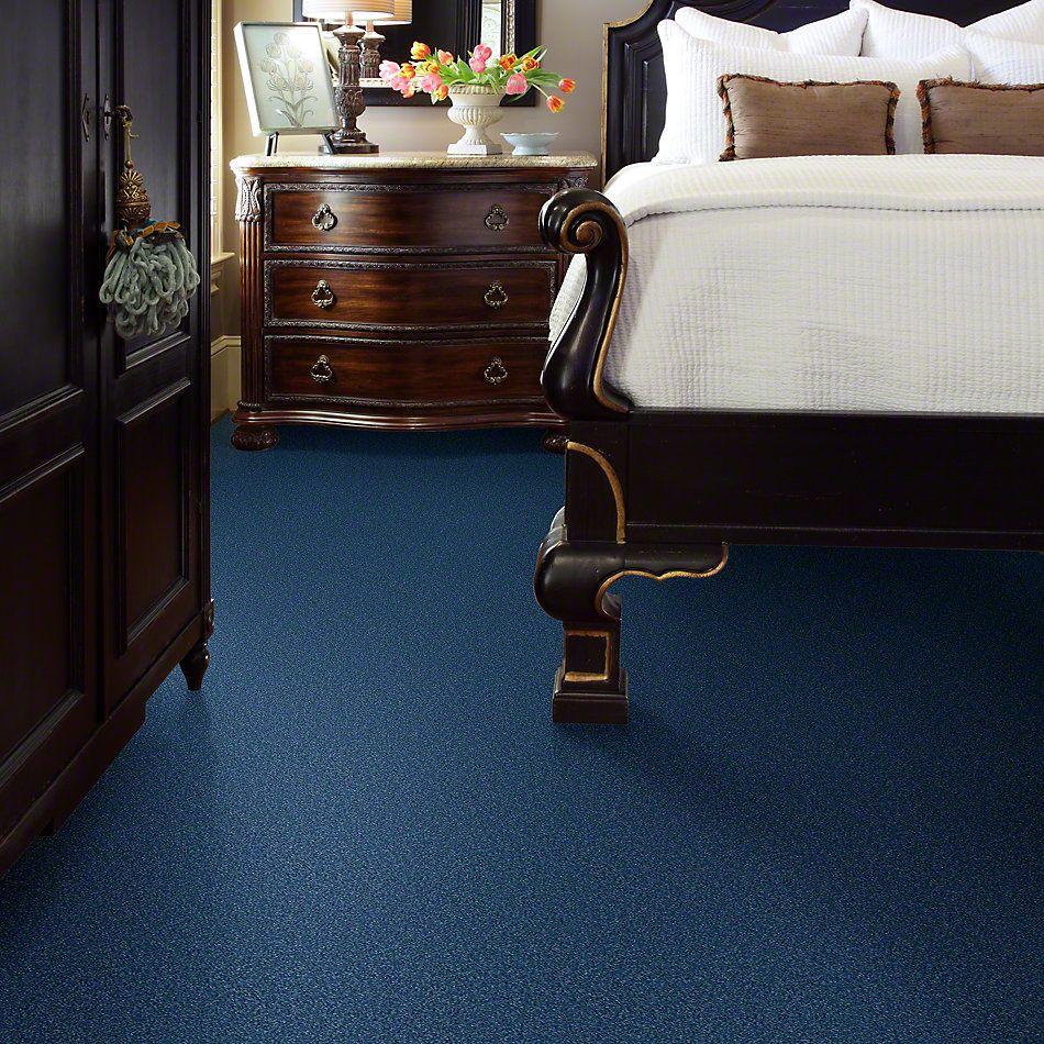 Shaw Floors All Star Weekend I 12′ Indigo 00441_E0143