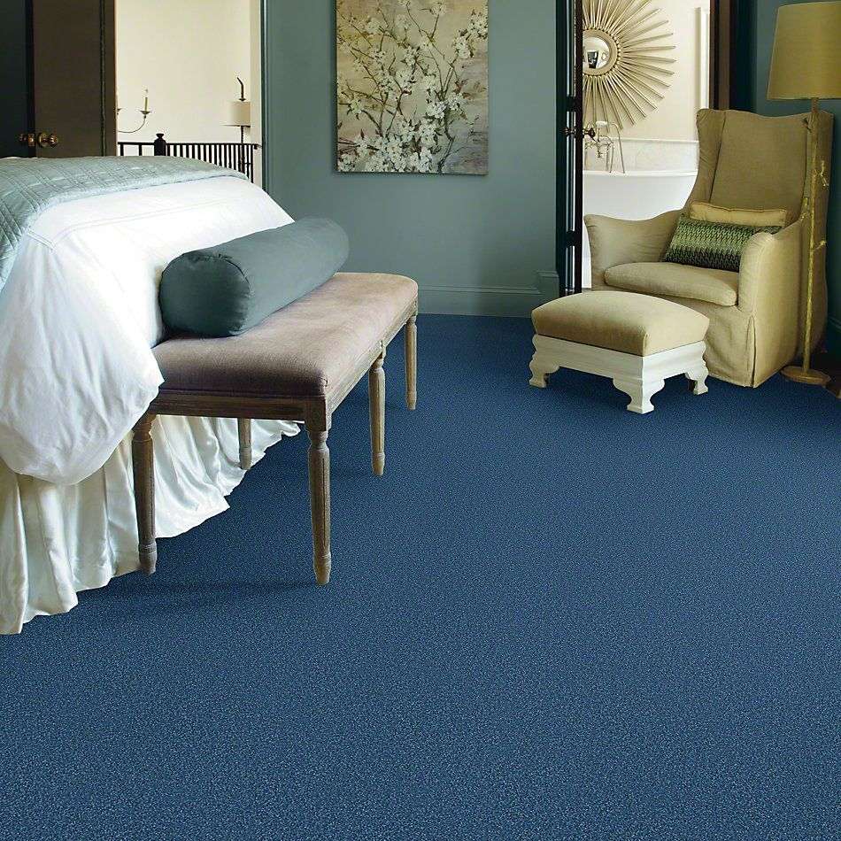 Shaw Floors All Star Weekend II 12′ Indigo 00441_E0144