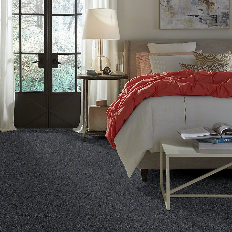 Shaw Floors Magic At Last III 12′ Jet Stream 00441_E0204