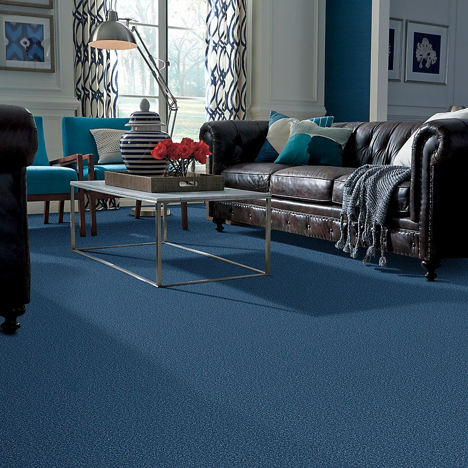 Shaw Floors Value Collections All Star Weekend III 15′ Net Indigo 00441_E0816