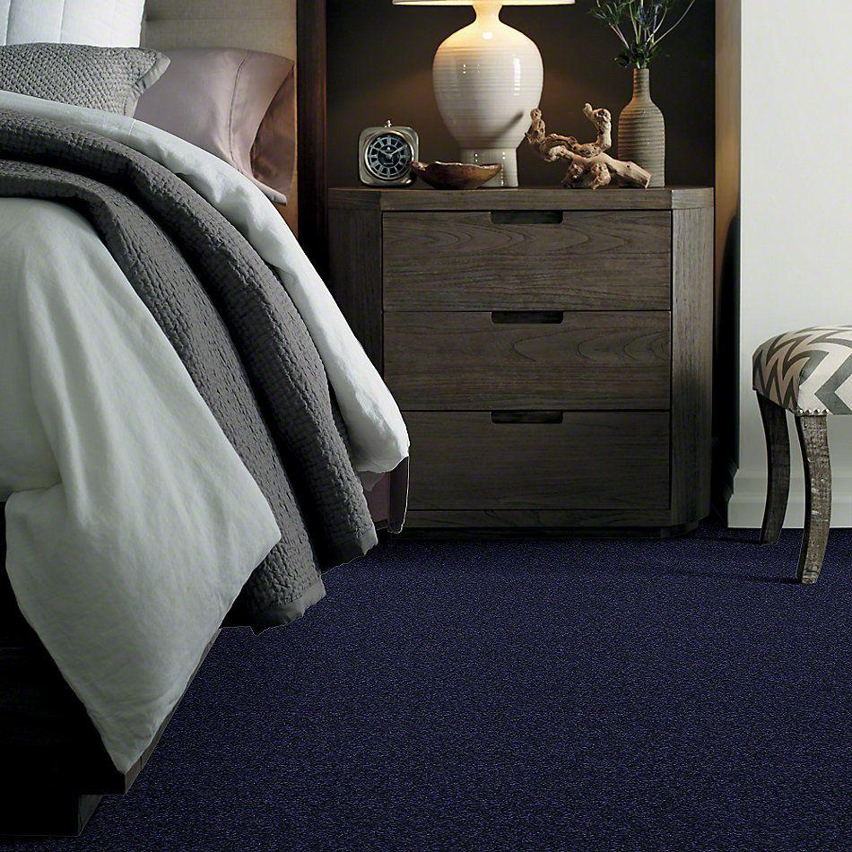 Shaw Floors Magic At Last I 12′ Blue Ink 00444_E0200
